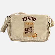 IDAHO SPUD MUFFIN Messenger Bag