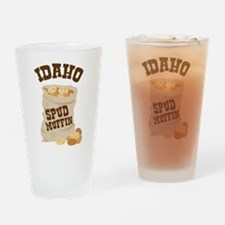 IDAHO SPUD MUFFIN Drinking Glass