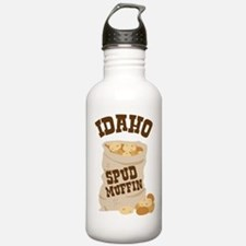 IDAHO SPUD MUFFIN Water Bottle