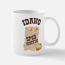 IDAHO SPUD MUFFIN Mugs