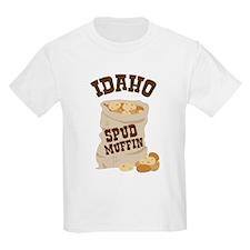IDAHO SPUD MUFFIN T-Shirt