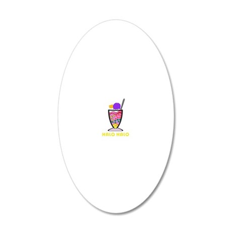 halo halo wall decal sticker by listing store 49112