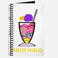 Halo Halo Journal
