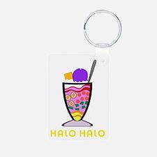 Halo Halo Keychains