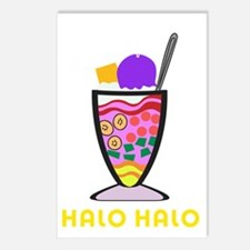 Halo Halo Postcards (Package of 8)