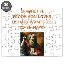 spaghetti Puzzle