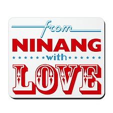From Ninang With Love Mousepad