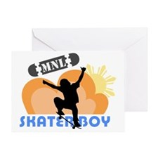Skaterboy Manila Greeting Card