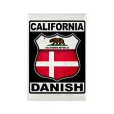 California Danish American Magnets