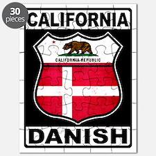 California Danish American Puzzle