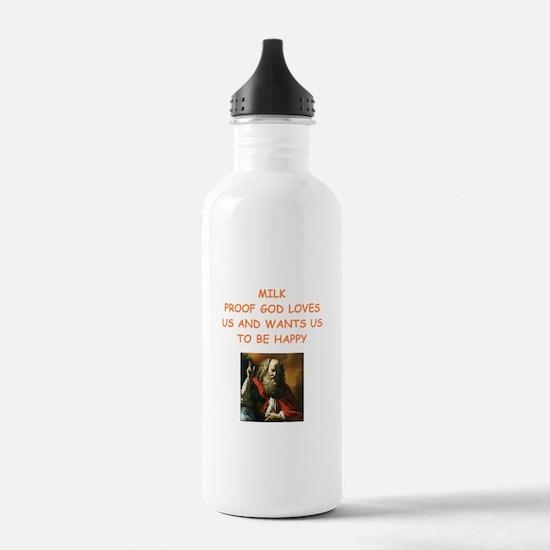 milk Water Bottle