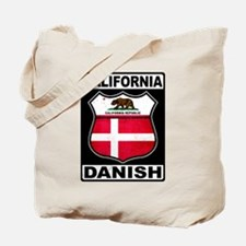 California Danish American Tote Bag