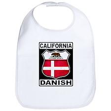 California Danish American Bib