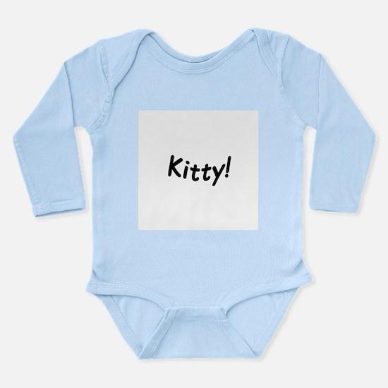 crazy kitty Body Suit
