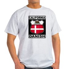 California Danish American T-Shirt