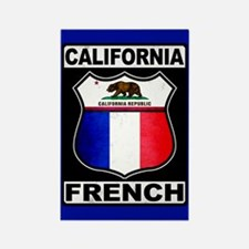 California French American Magnets
