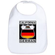 California German American Bib