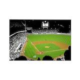 Baseball stadium Magnets