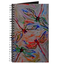 dragonflies summer Journal