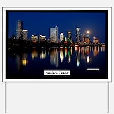 Austin Yard Sign