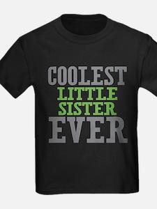 Coolest Little Sister Ever T