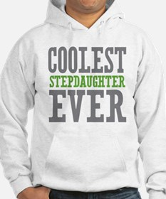 Coolest Stepdaughter Ever Hoodie