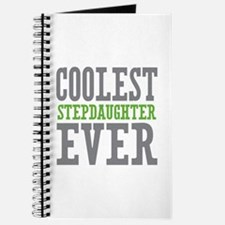Coolest Stepdaughter Ever Journal