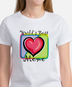 WB Grandma [French Canadian] Women's T-Shirt