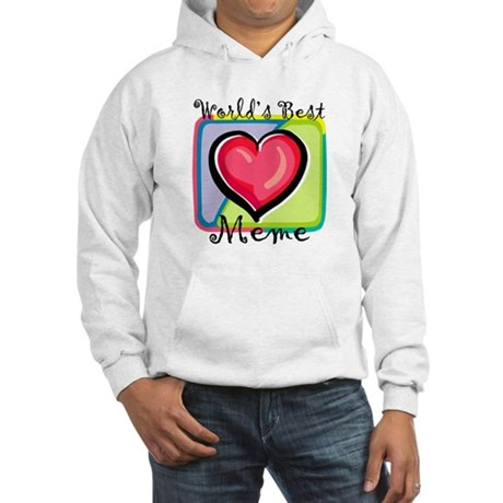 WB Grandma [French Canadian] Hooded Sweatshirt