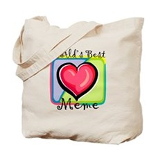 WB Grandma [French Canadian] Tote Bag