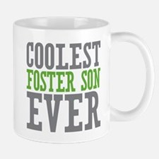 Coolest Foster Son Ever Mug