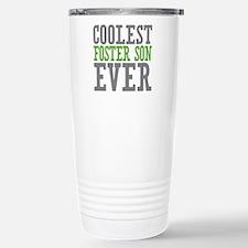 Coolest Foster Son Ever Travel Mug