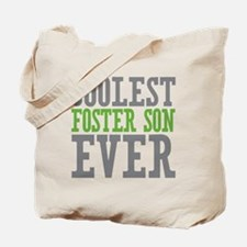 Coolest Foster Son Ever Tote Bag