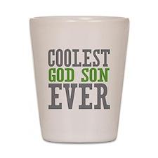 Coolest God Son Ever Shot Glass