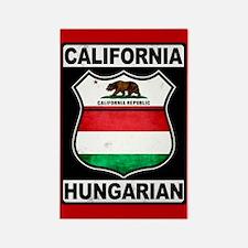 California Hungarian American Magnets