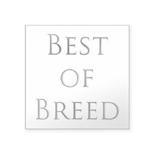 Best Of Breed Sticker