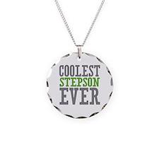 Coolest Stepson Ever Necklace