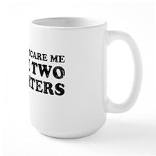 Two Daughters Mug