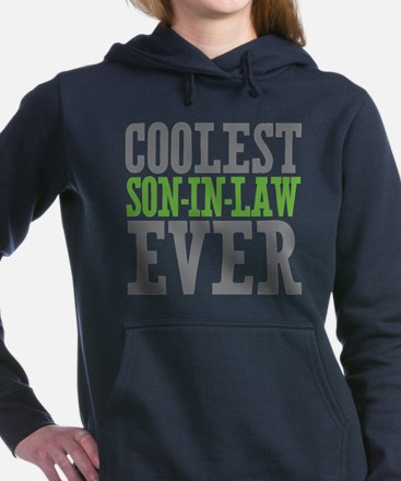 Coolest Son-In-Law Ever Hooded Sweatshirt