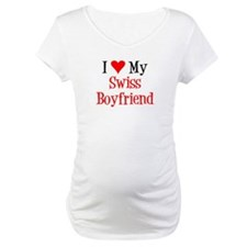 Love My Swiss Boyfriend Shirt