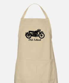 Old School Motorcycle Apron