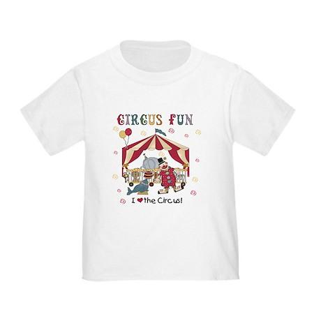 Circus Fun Toddler T-Shirt