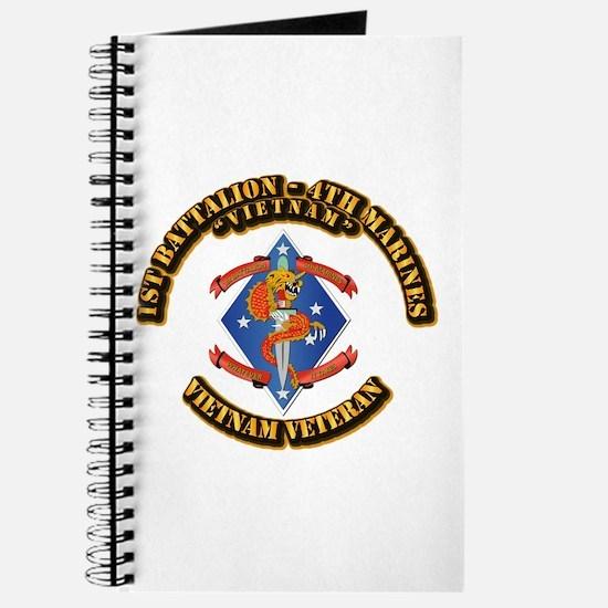 1st Bn - 4th Marines Journal