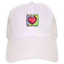 WB Grandma [French] Baseball Cap