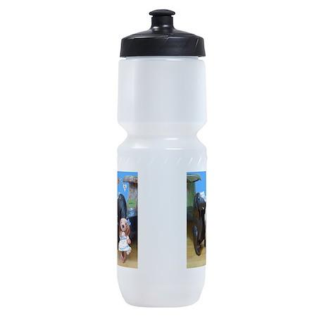 Dachshund Love Sports Bottle