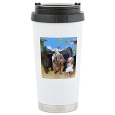 Dachshund Love Travel Mug