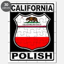 California Polish American Puzzle