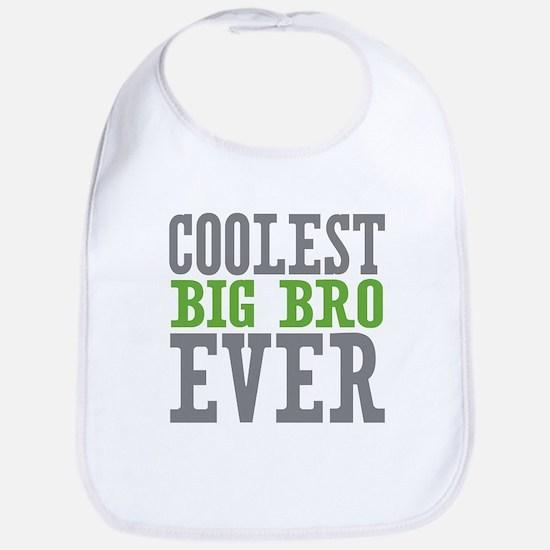 Coolest Big Bro Ever Bib
