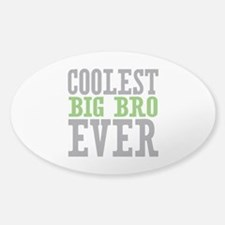 Coolest Big Bro Ever Decal