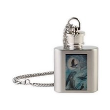 Watchers Flask Necklace
